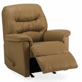 Kelvin Leather Chaise Recliner