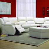 Dane Home Theatre Reclining Sectional