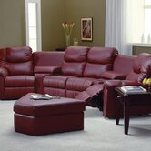 Regent Home Theatre Reclining Sectional