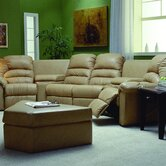 Taurus Home Theatre Reclining Sectional