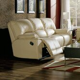 Dallin Leather Reclining Sofa