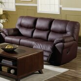 Divo Leather Reclining Sofa