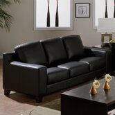 Reed Leather Sofa