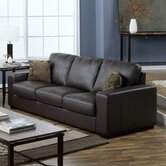 Luciana Leather Sofa