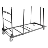 Cart for Rectangular Blow Mold Tables