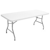Blow Mold 72&quot; x 30&quot; Rectagular Table