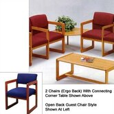 Classic Two Chairs with Open Back