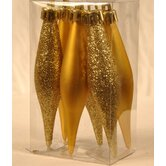 Smooth Finial Ornament (Set of 6)
