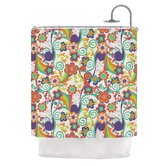 KESS InHouse Shower Curtains