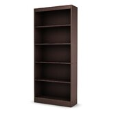 Axess Five Shelf Bookcase