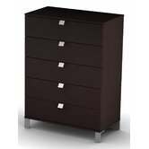 Cakao 5 Drawer Chest