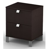 Cakao 2 Drawer Nightstand