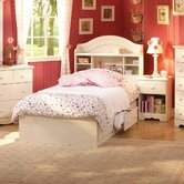 Summer Breeze White Wash Captain Bedroom Collection