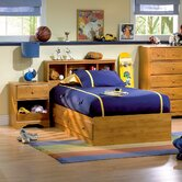 Amesbury Twin Captain Bedroom Collection