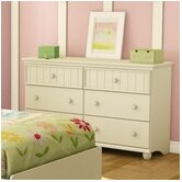 Hopedale 6 Drawer Chest