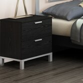 Flexible 2 Drawer Nightstand