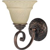 Brighton  Wall Sconce in Oil Rubbed Bronze