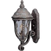 Whittier DC Large Outdoor Wall Lantern in Earth Tone