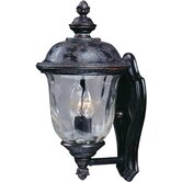 Carriage House DC Small Outdoor Wall Lantern in Oriental Bronze