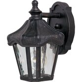 "Garden VX 10""  Outdoor Wall Lantern"