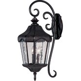 "Garden VX 29""  Outdoor Wall Lantern"