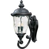 "Carriage House VX 27"" Outdoor Wall Lantern"