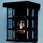 Cubes Small Outdoor Wall Lantern