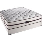 BeautyRest Alphretta Evenloft Plush Mattress with Memory Foam