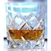 "Sofiero 3.75"" Double Old Fashion Glasses (Set of 2)"