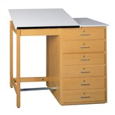 Shain Drafting Tables