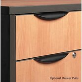 "Unity 72"" W 6 Double Pedestal Arc Executive Desk"