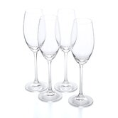 Vivendi Champagne Glass Set (Set of 4)