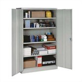 "E-Z Bilt Storage - Cabinets with ""L"" Handle"