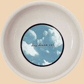 Daydream Porcelain Cat Bowl