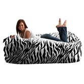 Six Foot Media Bean Bag Lounger