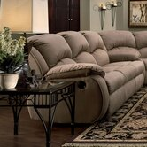 Gabriella Microsuede Queen Sleeper Sofa