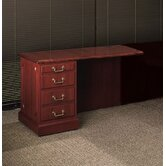 Bedford 42&quot; W Desk Height Return
