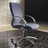 1200 Series Mid-Back Office Chair with Arms