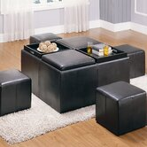 Claire Ottoman (Set of 5)
