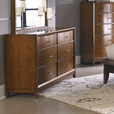 Kasler 6 Drawer Dresser
