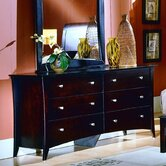 Corinna 6 Drawer Dresser