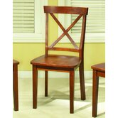 5335 Series X-Back Side Chair