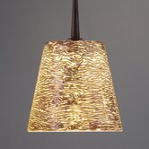 Bling I One Light Pendant with Canopy