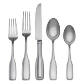 5 Piece Blake Flatware Set