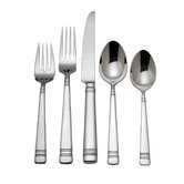 Longwood II 65 Piece Flatware Set