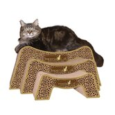 Scratch and Snooze Recycled Paper Cat Scratching Board