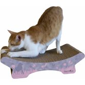 Zen Recycled Paper Cat Scratching Board