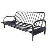 Metal Arm Full Futon Frame