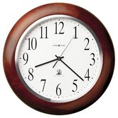 Murrow Radio Adjusted Atomic Wall Clock