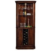 Piedmont Wine and Spirits 13 Bottle Wine Cabinet